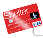 Apply Shelter Credit Card