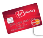Virgin money credit card.