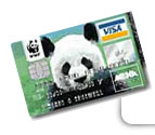 WWF Credit Card